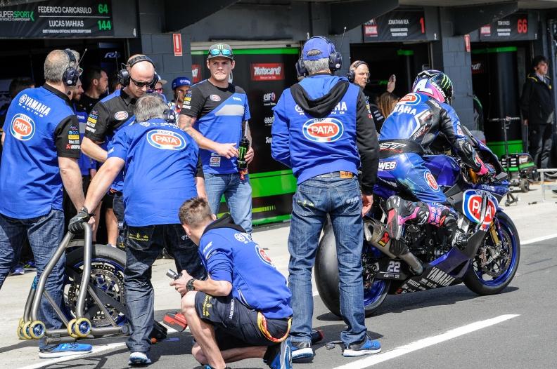 Round 1, Australia, Phillip Island, WorldSBK, Yamaha, Lowes